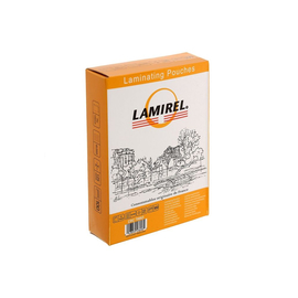 Пленка для лам.Fellowes Lamirel A6 125 мкм