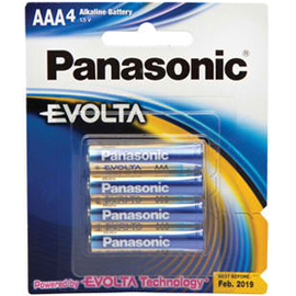 Батарейка Panasonic LR3-4BL EVOLTA